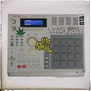 تک موزیک: Drums drums drums Wiz Khalifa ft. Travis Barker
