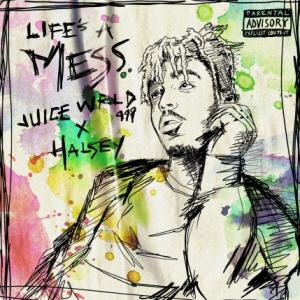 تک موزیک: Lifes a mess Halsey ft. Juice Wrld