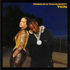 تک موزیک: Tkn Travis Scott ft. Rosalia