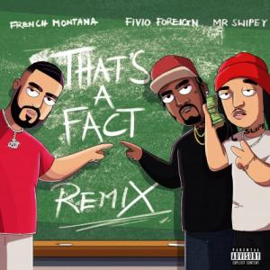 تک موزیک: Thats a fact - remix French Montana ft. Fivio Foreign ft. Mr Swipey