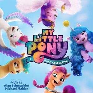 آلبوم: My little pony: a new generation (original motion picture soundtrack) My Little Pony