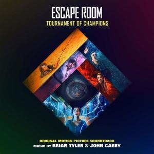 آلبوم: Escape room: tournament of champions (original motion picture soundtrack) Brian Tyler