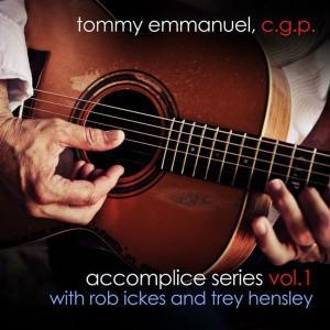 آلبوم: Accomplice series and vol. 1 (with rob ickes and trey hensley) Tommy Emmanuel ft. Rob Ickes ft. Trey Hensley