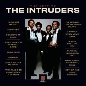آلبوم: The best of the intruders The Intruders