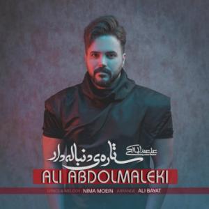 تک موزیک: ستارهی دنبالهدار علی عبدالمالکی