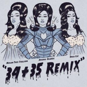 تک موزیک: 34 35 - remix Ariana Grande