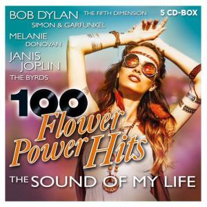 آلبوم: 100 flower power hits - the sound of my life (5cd) Various Artists
