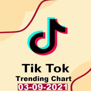 آلبوم: Tiktok trending top 50 singles chart (03-sept-2021) Various Artists