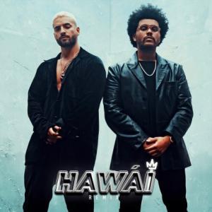 تک موزیک: Hawai - remix The Weeknd ft. Maluma
