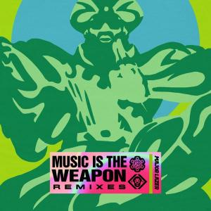 آلبوم: Music is the weapon (remixes) Major Lazer