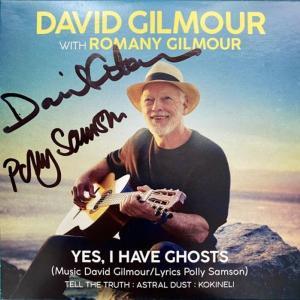 آلبوم: Yes i have ghosts David Gilmour