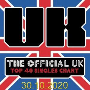 آلبوم: The official uk top 40 singles chart - 30 10 2020 Various Artists