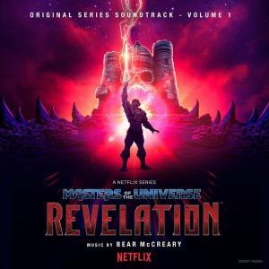 آلبوم: Masters of the universe: revelation (netflix original series soundtrack and vol. 1) Bear Mccreary