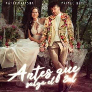 تک موزیک: Antes que salga el sol Natti Natasha ft. Prince Royce