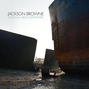 آلبوم: Downhill from everywhere Jackson Browne