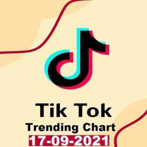 آلبوم: Tiktok trending top 50 singles chart (17-sept-2021) Various Artists