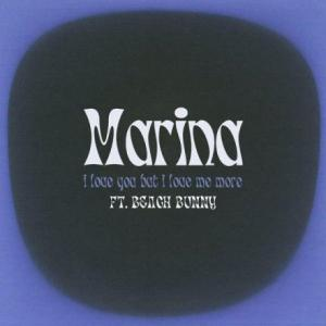 تک موزیک: I love you but i love me more Marina ft. Beach Bunny