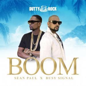 تک موزیک: Boom Busy Signal ft. Sean Paul