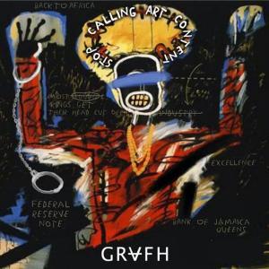 آلبوم: Stop calling art content Grafh
