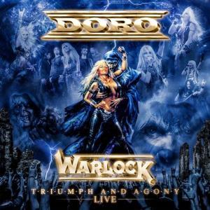 آلبوم: Warlock - triumph and agony live Doro