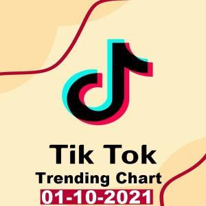 آلبوم: Tiktok trending top 50 singles chart (01-oct-2021) Various Artists