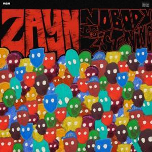 آلبوم: Nobody is listening Zayn