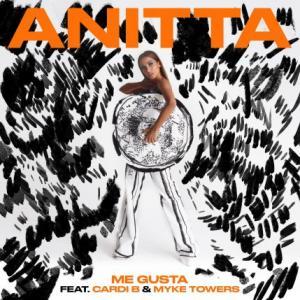 تک موزیک: Me gusta Anitta ft. Cardi B ft. Myke Towers