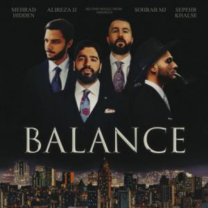 تک موزیک: بالانس مهراد هیدن ft. سهراب ام جی ft. علیرضا جی جی ft. سپهر خلسه