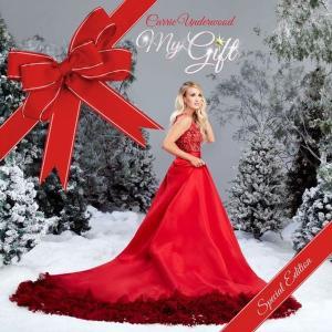 آلبوم: My gift (special edition) Carrie Underwood