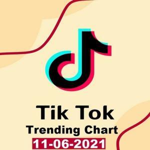 آلبوم: Tiktok trending top 50 singles chart (11-june-2021) Various Artists