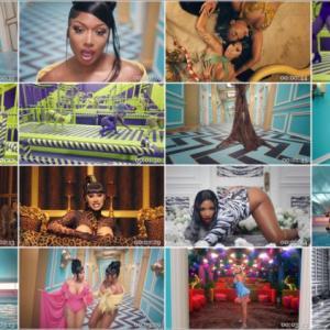 موزیک ویدئو: Wap Cardi B ft. Megan Thee Stallion