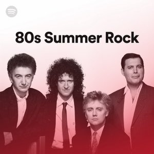 آلبوم 80s Summer Rock Various Artists