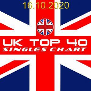 آلبوم The Official UK Top 40 Singles Chart - 16 10 2020 Various Artists
